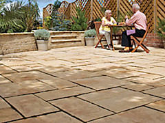 patio - traditional